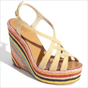 drool-worthy wedge heels
