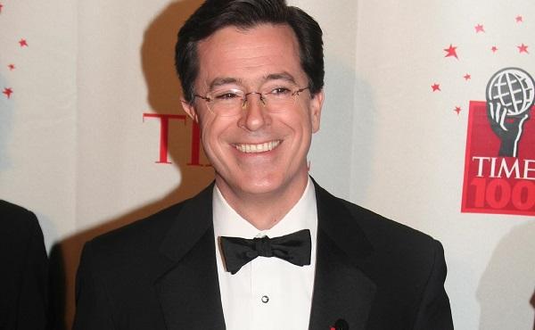 Stephen Colbert wins Emmy