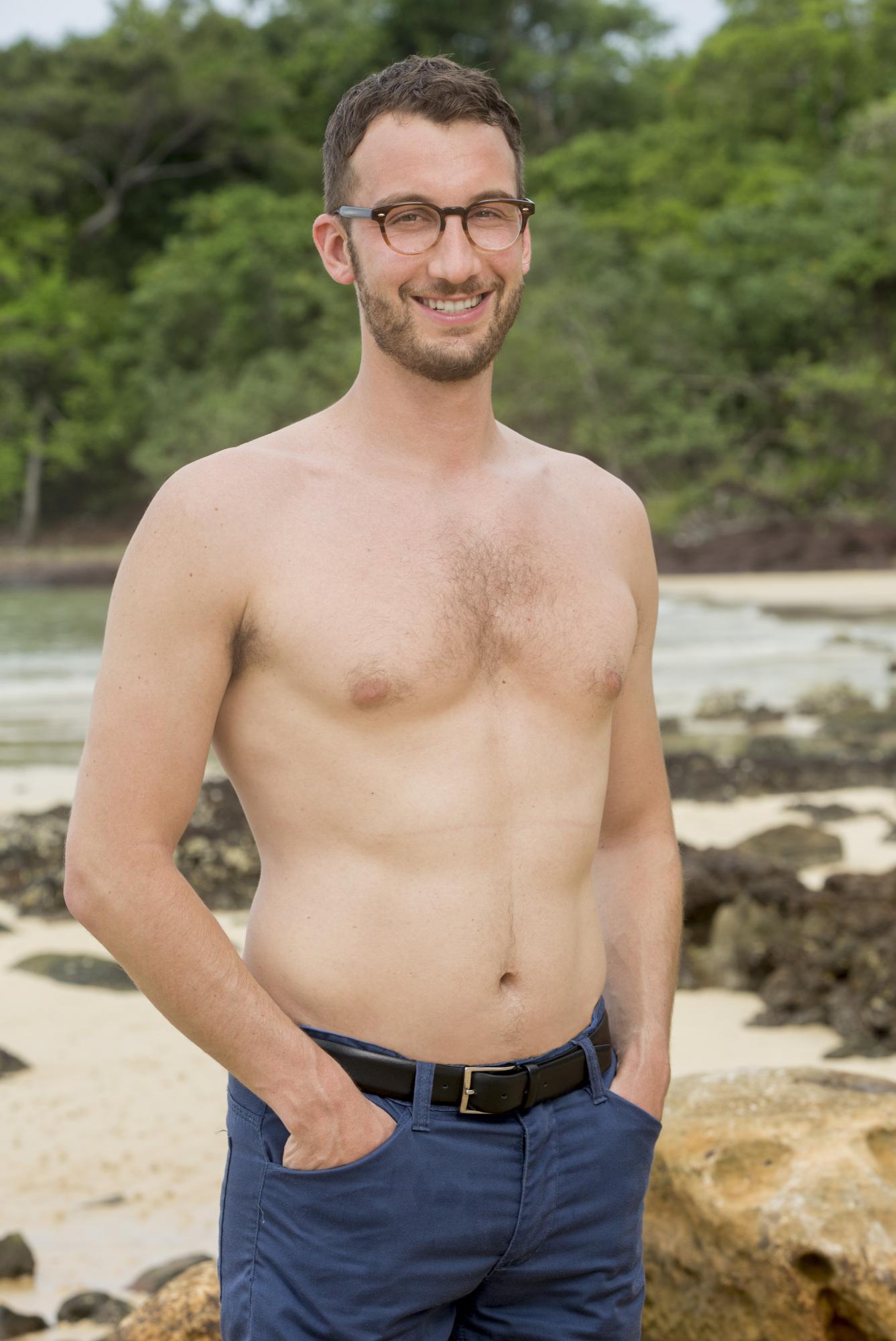 Stephen Fishbach cast photo for Survivor: Second Chance