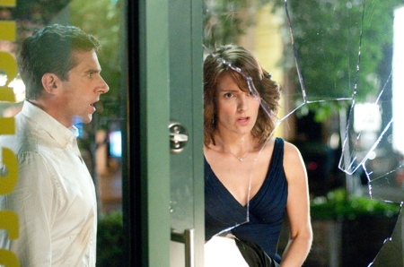 Steve Carell and Tina Fey star in Date Night