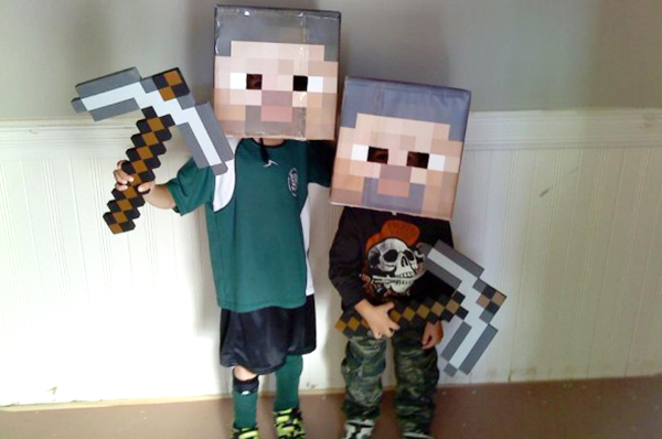 Minecraft Steve head | Sheknows.com
