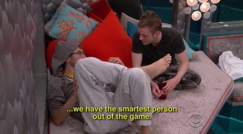Steve & Johnny Mac Big Brother