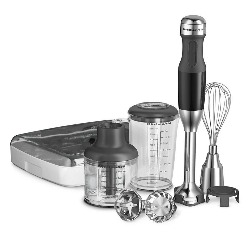 kitchenaid stick blender with attachments