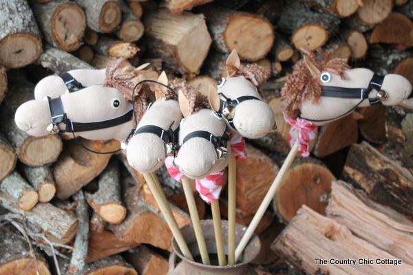 Sock stick horse craft | Sheknows.com