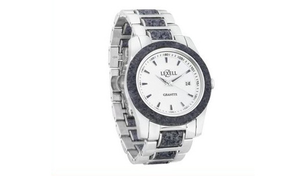 Grey Granite Infinity watch | Sheknows.com