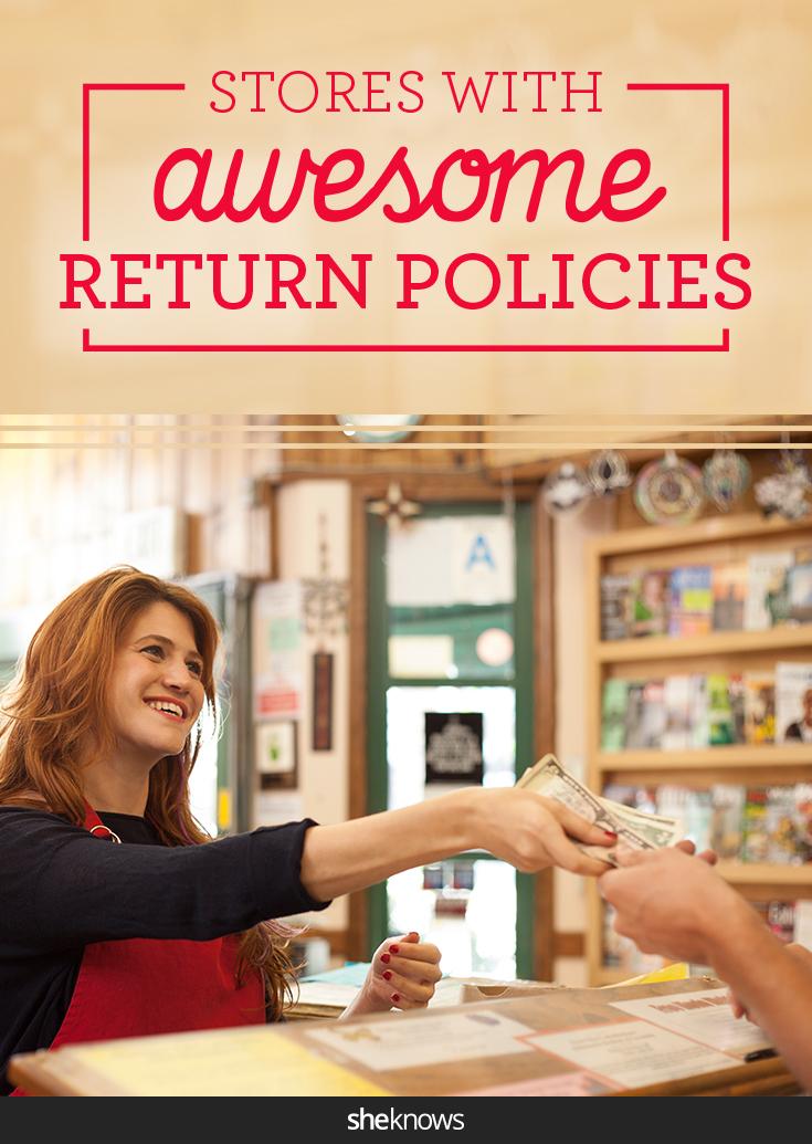 Store return policies