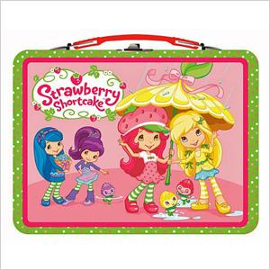 Strawberry Shortcake lunch box