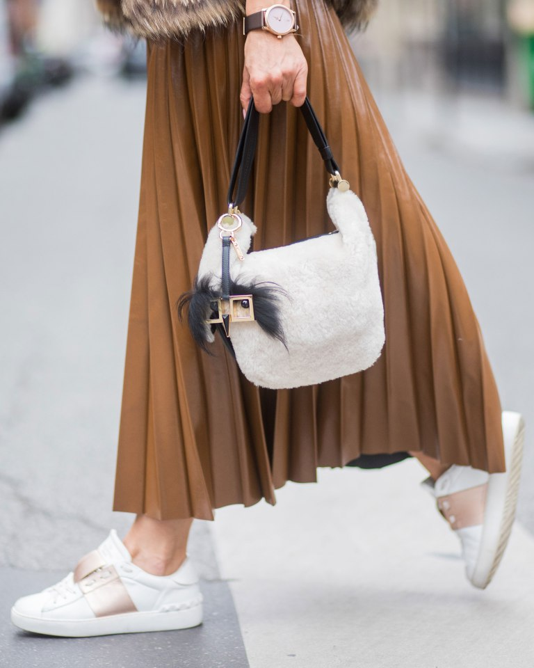 Why I Quit Wearing High Heels When I Turned 30 | Street Style Sneakers