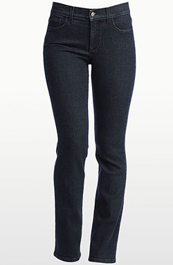 Splurge-worthy: Not Your Daugher's Jeans Marilyn straight leg jeans ($104 at NYDJ)