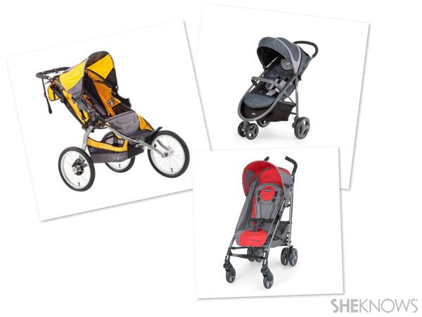 Superior strollers