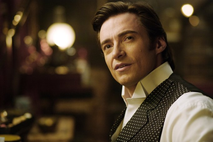 The many looks of Hugh Jackman: The Prestige