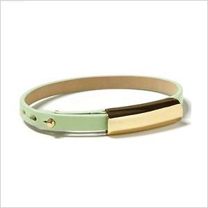 Leather Skinny Bracelet