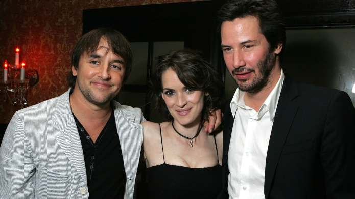 Keanu Reeves & Winona Ryder Are
