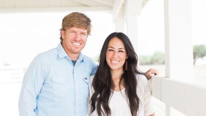 Chip & Joanna Gaines Almost Broke