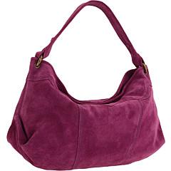 Sultry suede handbag purse