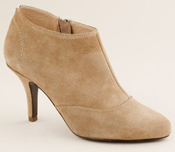 Sophisticated suede
