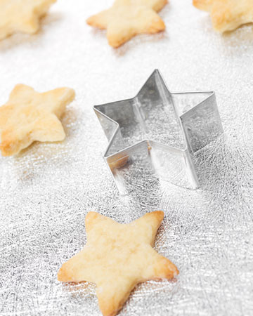 Sugar cookies cut out as stars | Sheknows.ca
