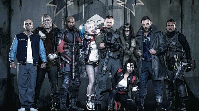 The Suicide Squad cast tattoo may