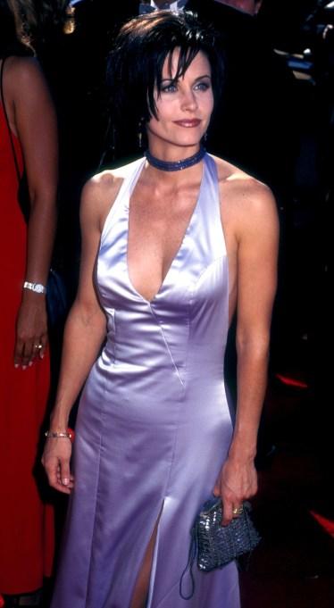 Nostalgic Emmys dresses from award shows past