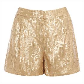Warehouse Embellished Shorts($98)
