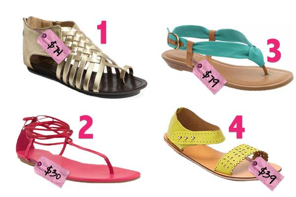 7a6784fd5d36 Hurray for sandal season – SheKnows