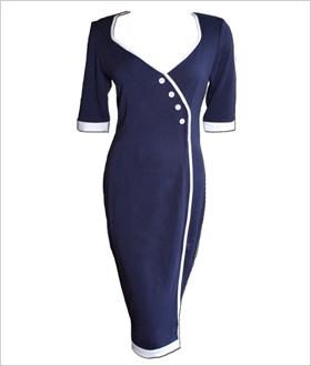 Our pick: Vintage pinup dress, Vintage Living, $49