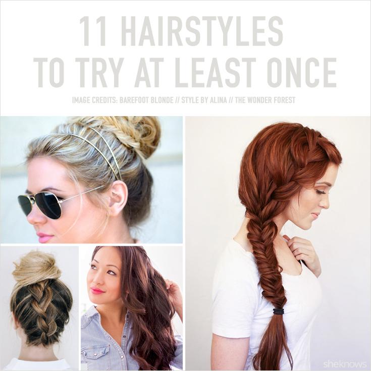 Summer hairstyles pinterest