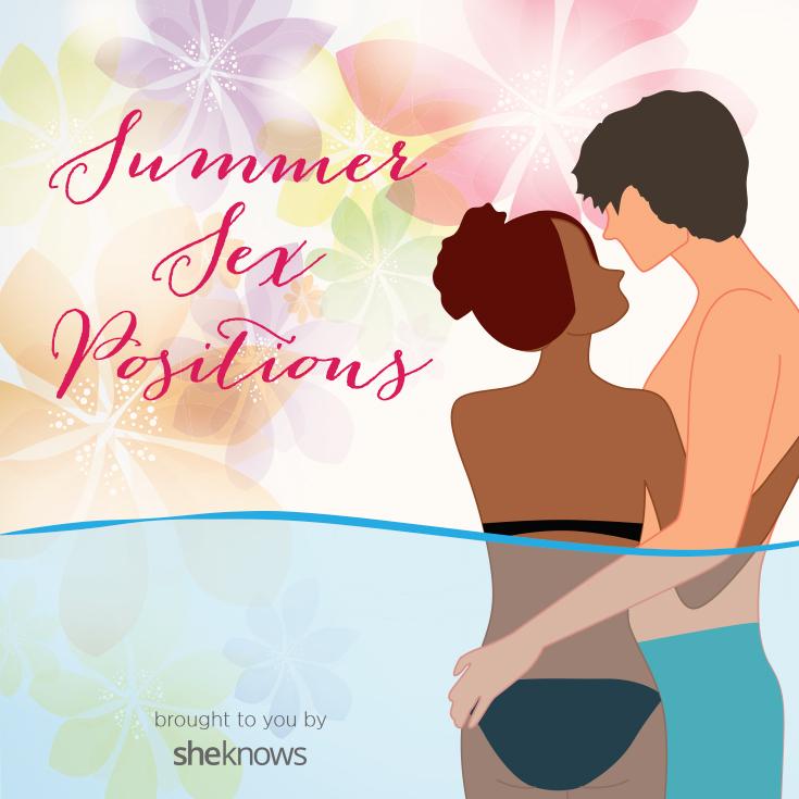 Summer sex positions