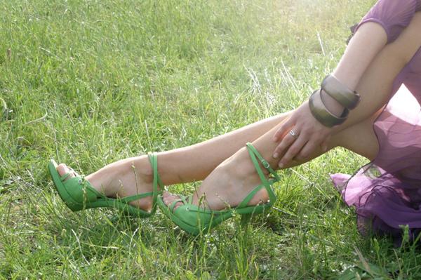 Summer Strappy Heels