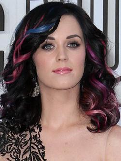 Katy Perry-like color