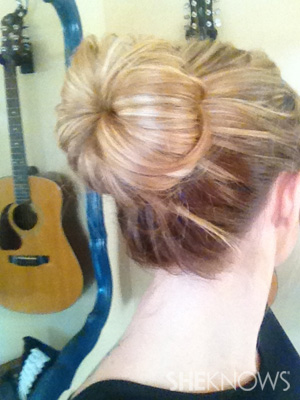The topknot