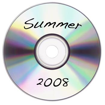 Summer Mix CD