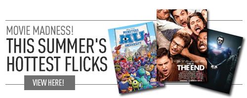 Summer Movie Guide banner