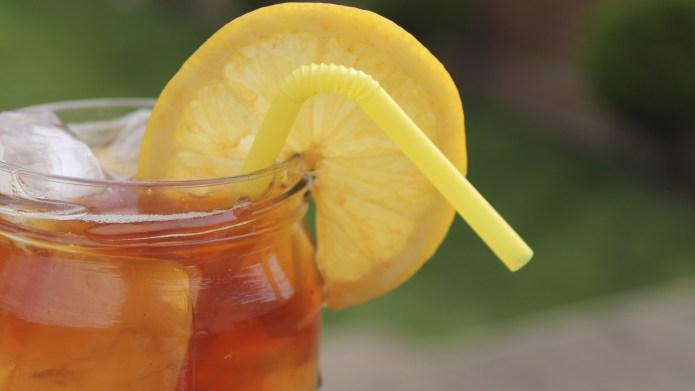 How to make sun tea the
