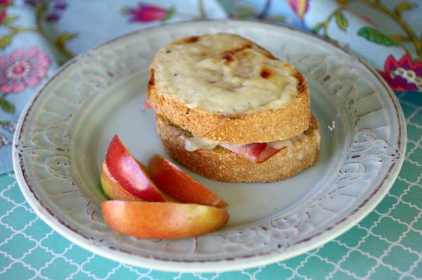 Croque Monsieur Sandwiches