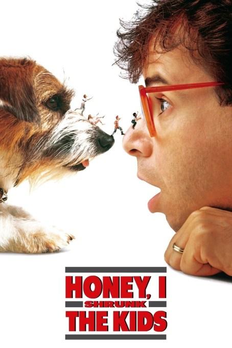 Honey I Shrunk the Kids poster