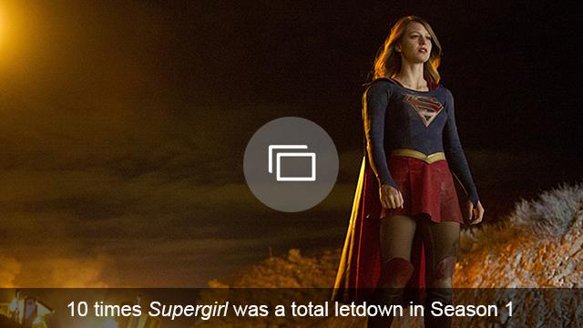Supergirl slideshow