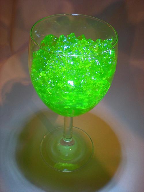 Kryptonite Jello
