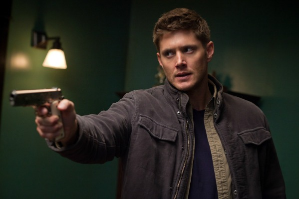 Jensen Ackles as Dean Winchester in Supernatural