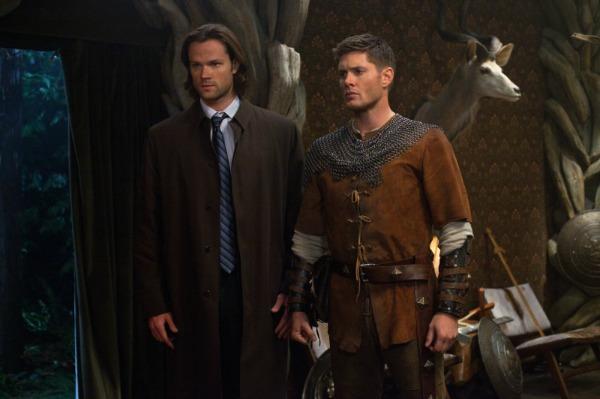 Supernatural Season 8 gag reel - 5 Reasons it's the best yet