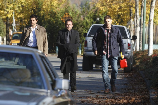 Supernatural sneak peek - Road Trip