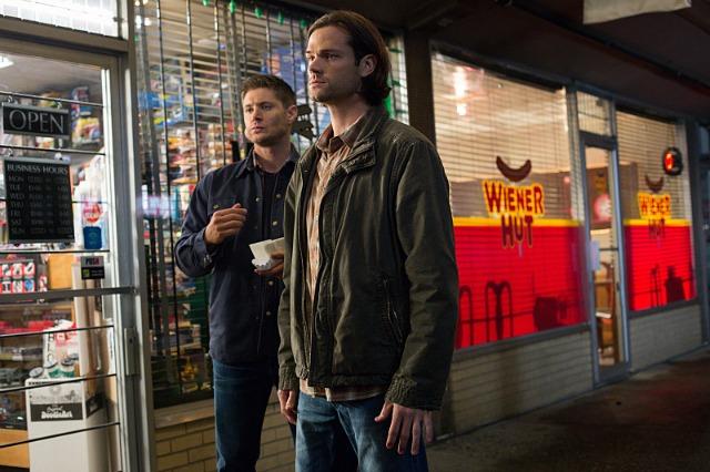 Supernatural - The Things We Leave Behind