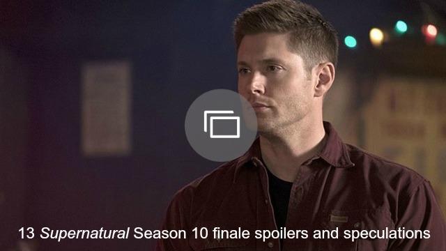 supernatural spoilers season 10 slideshow