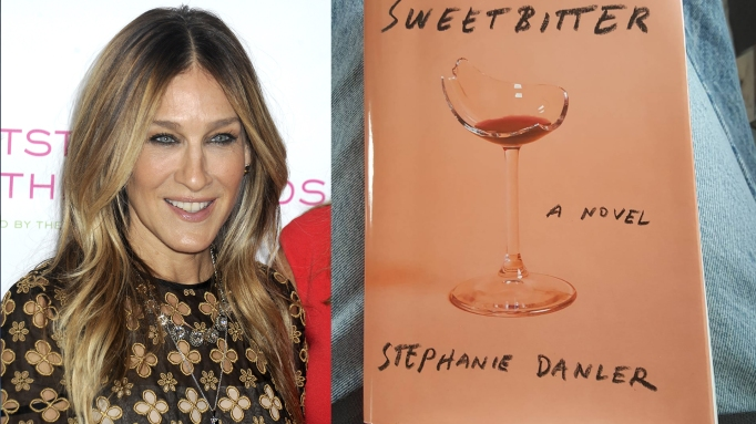 Sarah Jessica Parker and Sweetbitter book cover