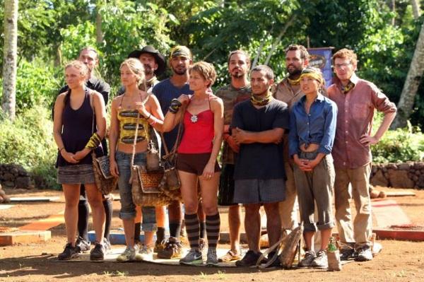 Survivor South Pacific