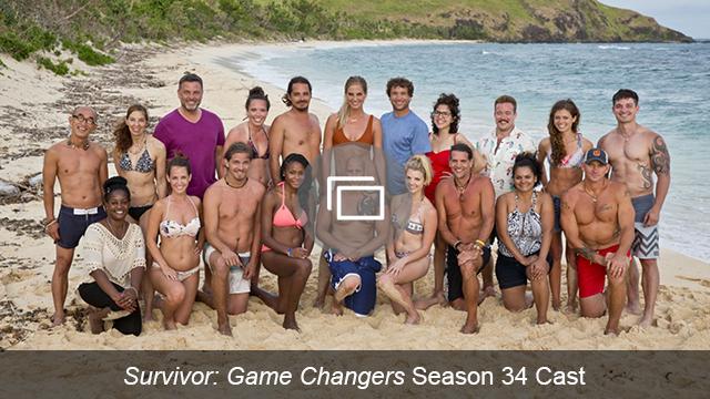 Survivor Game Changers cast slideshow