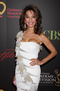 Susan Lucci tells off Brian Frons