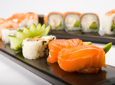 With So Many Sushi Restaurants Crammed Into One Small Island It S Definitely A Case Of Too Fish In The Sea How To Choose