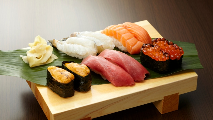 Salmonella outbreak linked to sushi sickens