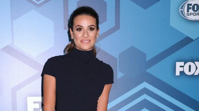 Lea Michele's new boyfriend has potential